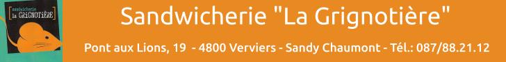 Bannière - La grignotière