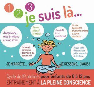 LAURENCE ELSEN - Atelier pour adultes et enfants (< 6 ans): Découverte de la Pleine Conscience @ Salle A | Namur | Wallonie | Belgique